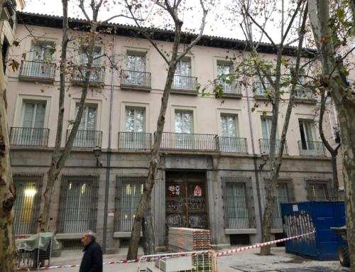 Terminación Consolidación Estructural Palacio Duquesa de Sueca s.XVIII