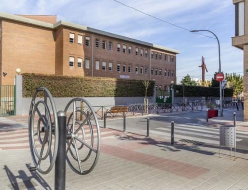Sustitución carpintería exterior del Colegio L'Almassil