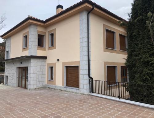 Finalización de La Ampliación de la Residencia de las HH. Salesianas en San Lorenzo de El Escorial