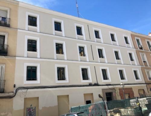 Edificio 21 Viviendas c/ Cardenal Cisneros para ELIX