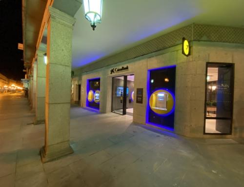 Terminación 2 oficinas CaixaBank por importe de 882.762 €
