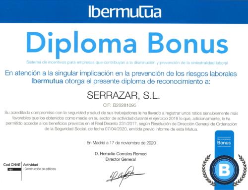 Diploma Bonus en Seguridad y Salud