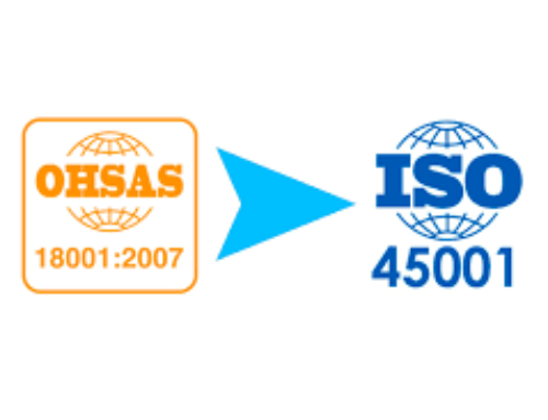 SERRAZAR empresa certificada por la ISO 45001 en Seguridad y Salud por AENOR