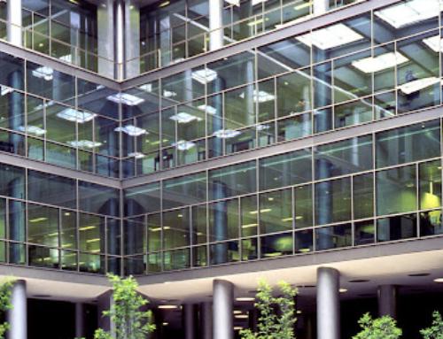 Creación oficina IN TOUCH para CaixaBank en Las Rozas de Madrid